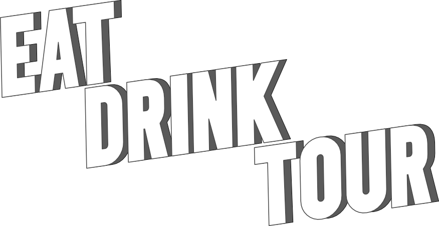 Eat Drink Tour Logo